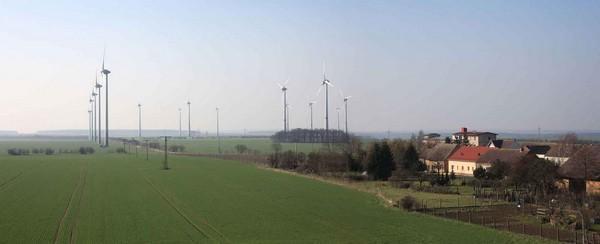 Windpark-Feldheim