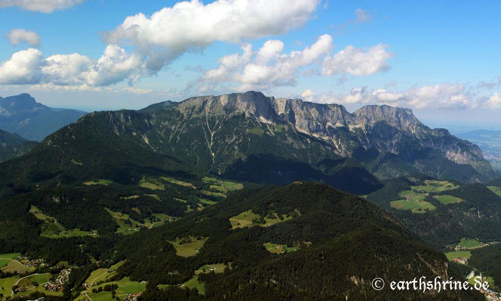 Untersberg Panorama by earthshrine.de